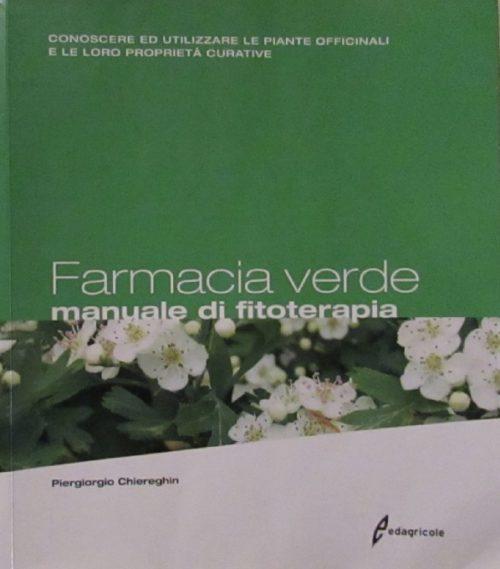 Letture Verdi 2 – Farmacia Verde, manuali di Fitoterapia