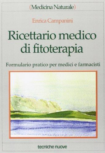 Letture Verdi 3 – Ricettario Medico di Fitoterapia