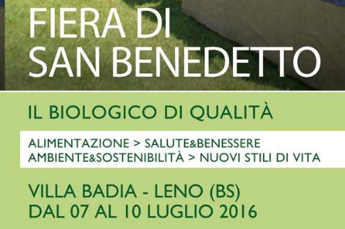 FIERA DI SAN BENEDETTO - LENO - BS