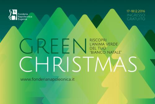 17/18 Dicembre GREEN CHRISTMAS – Milano