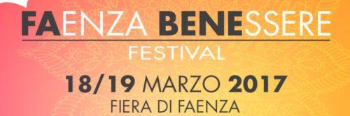Faenza Benessere Festival – 18/19 Marzo