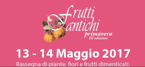 Frutti Antichi e Chiarissima – doppio appuntamento