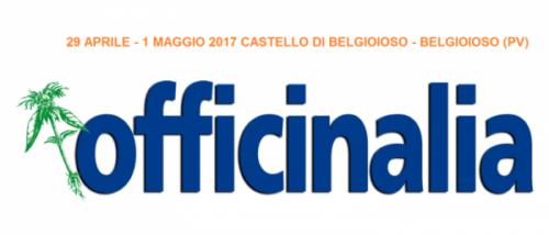 Officinalia 2017 – 29/30 Aprile 1 Maggio