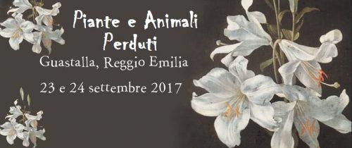Piante e Animali Perduti – NaturaBio – 23/24 Settembre