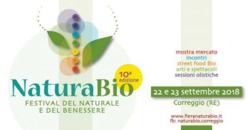 i 10 anni del NATURA BIO di Correggio e i fiori d'autunno a Carpi!