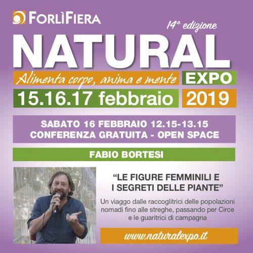 Natural Expo Forlì 2019