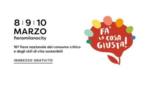 FA' LA COSA GIUSTA (Milano) – BIOSALUTE (TV)