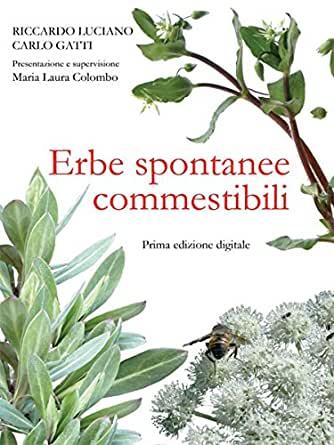 Letture Verdi 15 – Erbe Spontanee Commestibili